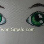 Мастер-класс: рисуем глаза кукле