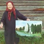 Наивное искусство художника Л.М. Майковой