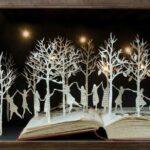 Сказочные 3D миниатюры из книг Сью Блэквелл