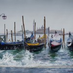 Венеция, солнечные брызги.