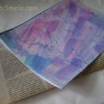 МК Упаковочная бумага своими руками