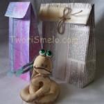 Подарочная упаковка своими руками
