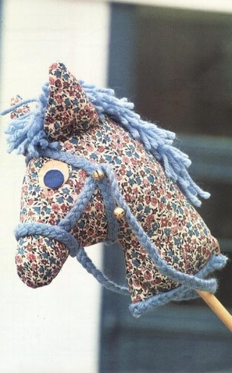 Лошадь своими руками фото