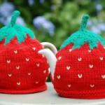 Вязанная одежда для чайников