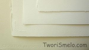 виды бумаги для рисования