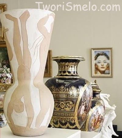 ваза пабло пикасса