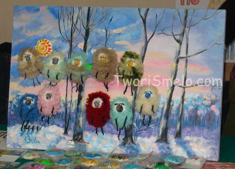 стая овечек подарков своими руками