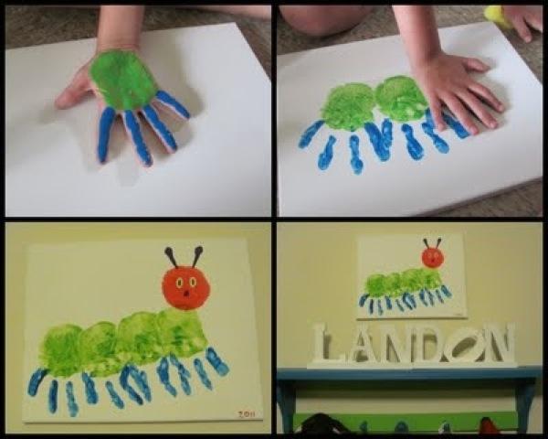 Картинки для детей рисовать своими руками