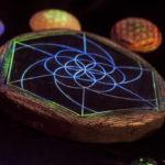 Флуоресцентный порошок – звёздная пыль в ультрафиолете