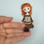 Миниатюрные куклы Ana Salvador