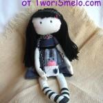 Конфетка – кукла от TworiSmelo.
