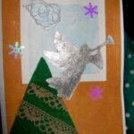 Новогодние открытки своими руками +мк