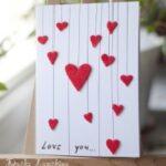 Валентинки открытки своими руками, идеи+мк.