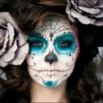 Страшно красивая, образ на Хэллоуин
