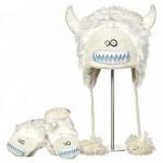 Оригинальные шапки-звери к зиме