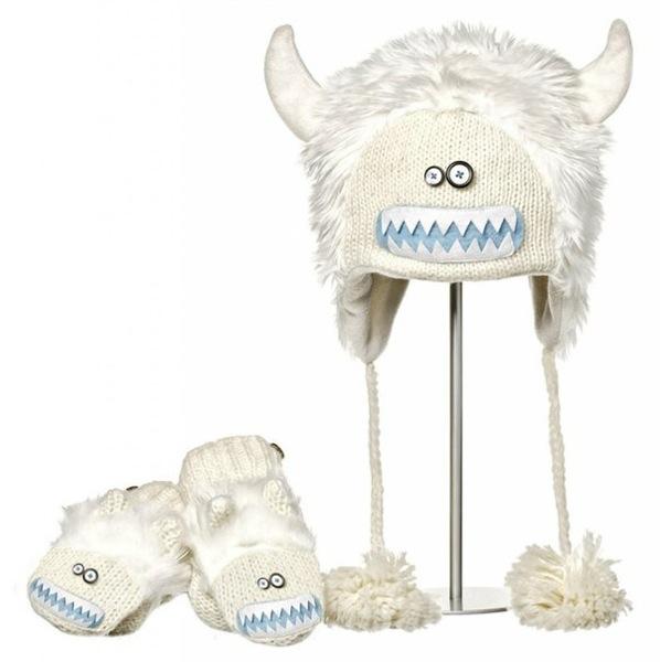 шапки с изображением зверюшек