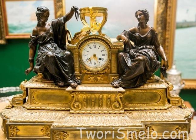 часы на выставке кодекс межигорья