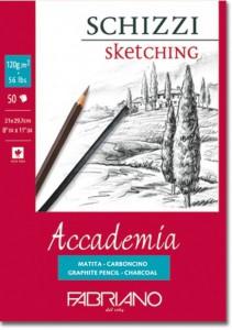 бумага для черчения и рисования карандашами